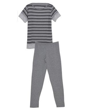 pijama-cinza-listrado
