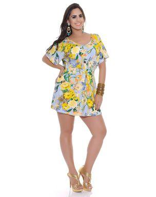 Vestido-kaftan-estampado-amarelo-Domenica-Solazzo--2