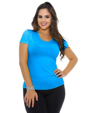 Blusa-feminina-manga-curta-Domenica-Solazzo-azul-1