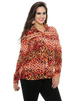 Camisa-feminina-detalhe-micro-tule-Plus-Size-5