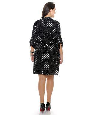Vestido-camisa-estampa-de-bolinha-e-renda-Plus-Size-6