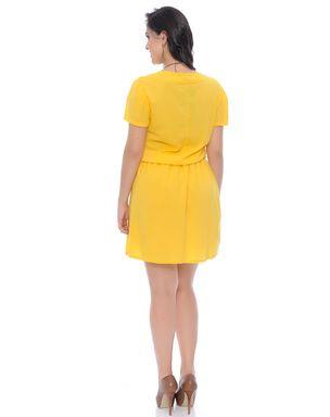 Vestido-de-viscose-manga-curta-Plus-Size-6