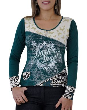 Blusa-Feminina-verde-Use-e-Ouse-1306VE_