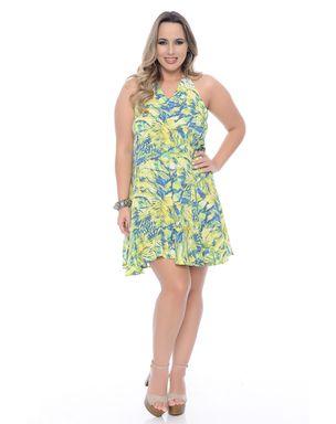 Vestido-de-viscose-verde-950042--3-