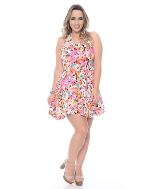 Vestido-de-viscose--rosa-950041