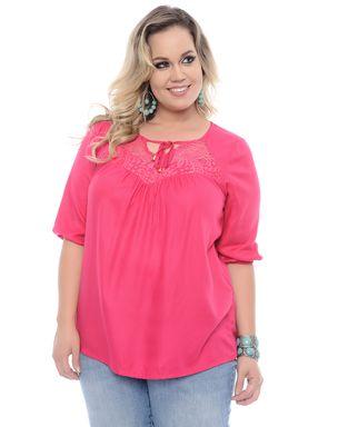 Bata-Pink-Plus-Size-com--renda--5-