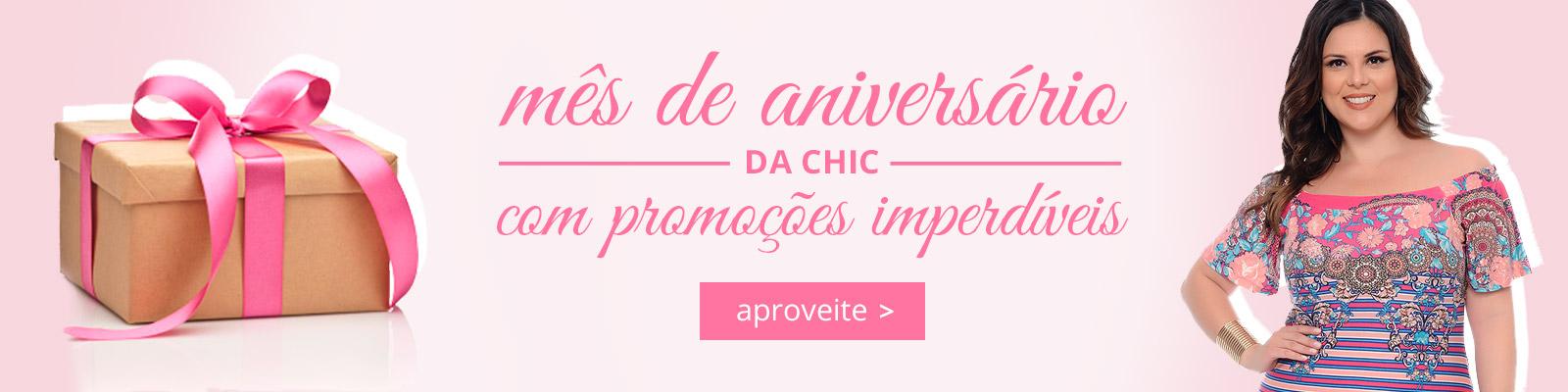 Aniversario CHIC