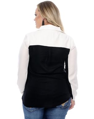 Camisa-Feminina-Bicolor-Plus-Size-3306---3