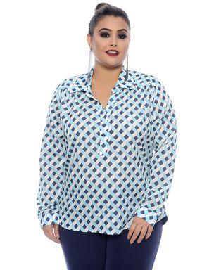 Camisa-Quadriculada-Plus-Size