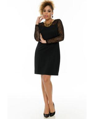 Vestido-preto-manga-longa-tule-bordado-Domenica-Solazzo-63071_1