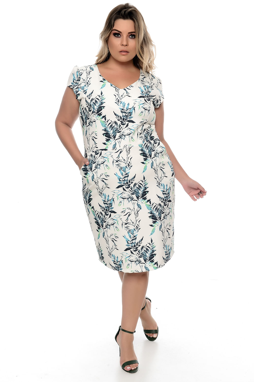 a5a94541f Tubinho Più Bella Plus Size - Chic e Elegante