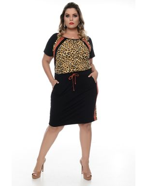 Saia Fashionista Plus Size