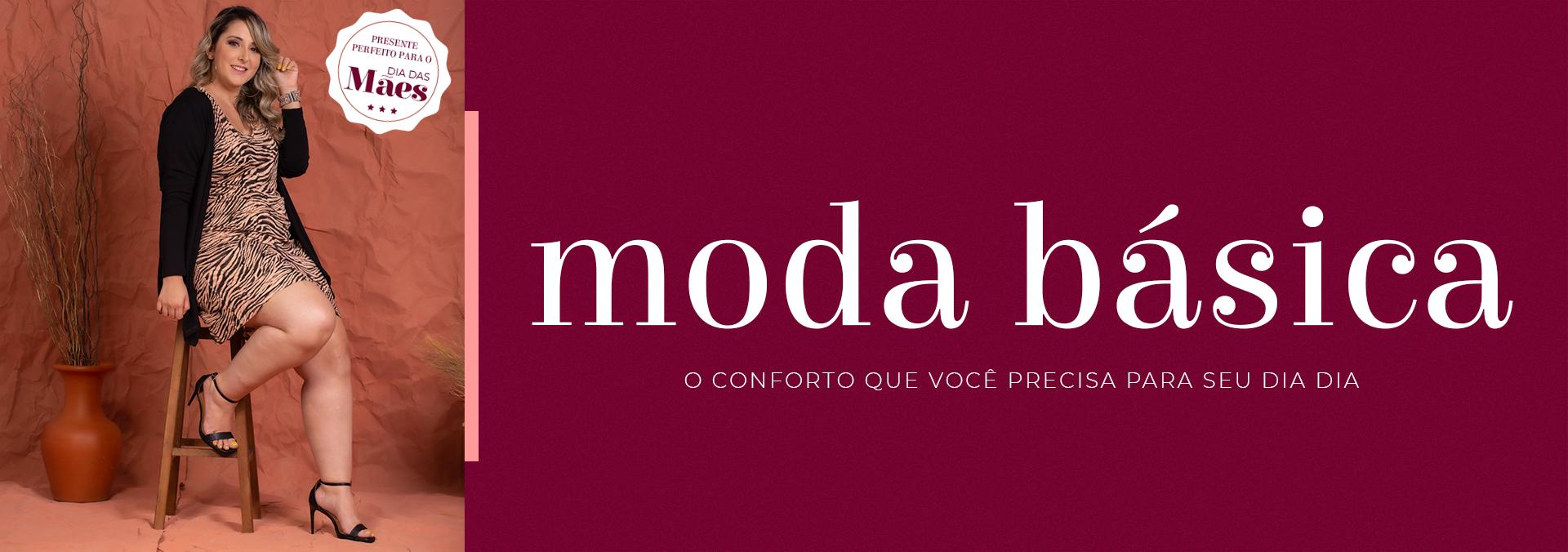 Banner Moda Básica