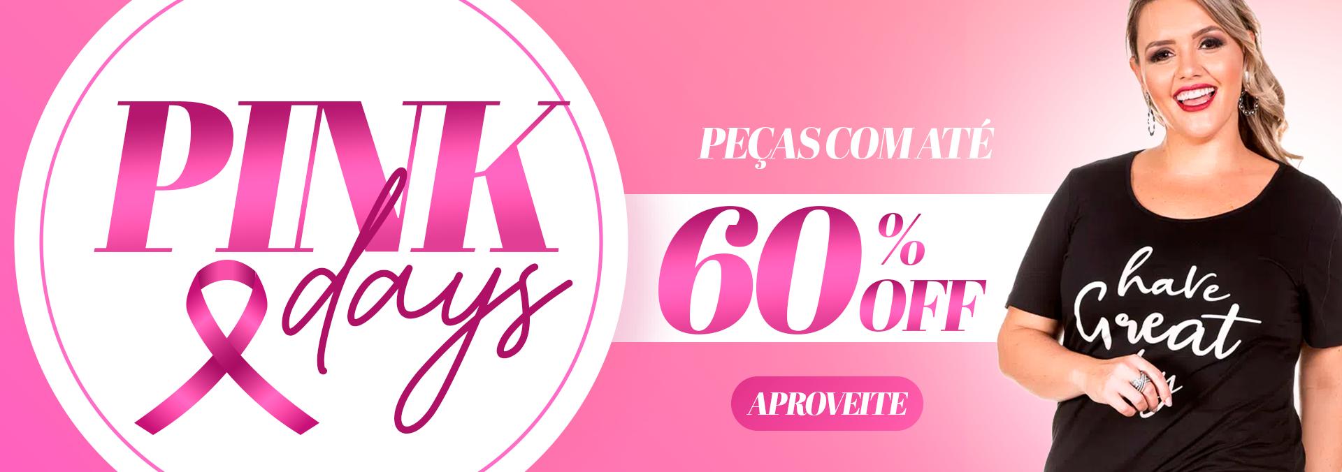 Banner Pink Days
